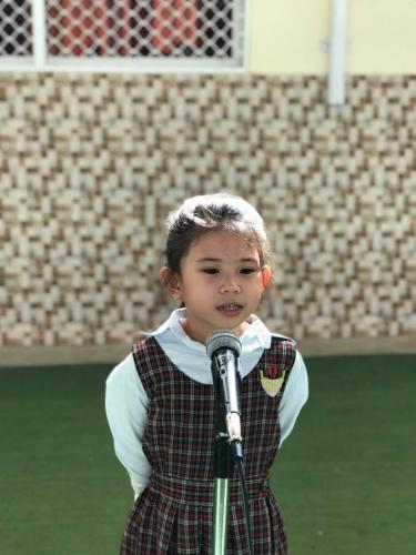 16. Glimpses of budding singers